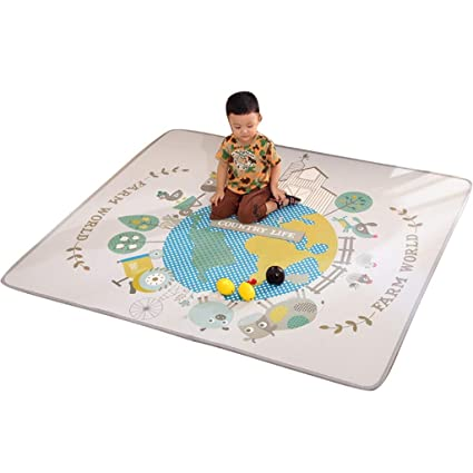 Amazon.com : LKK Crawling mat Climbing mat Floor mat Leisure ...