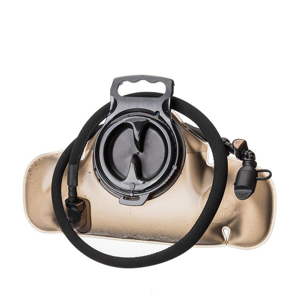 QAR Im Freien Kampierende Wassertasche des Wasserbeutelfahrradfahrwasserwasserbeutels hydratisierte Tasche