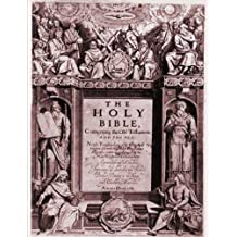1611 King James Bible/ Includes Preface to the 1611 Translation
