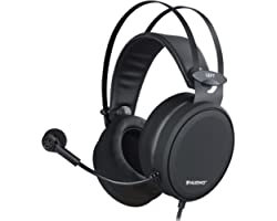 NUBWO Gaming headsets PS4 N7 Stereo Xbox one Headset Wired PC Gaming Headphones with Noise Canceling Mic , Over Ear Gaming He