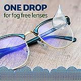 ZORNEPA Glasses Anti-Fog Spray-Safe for
