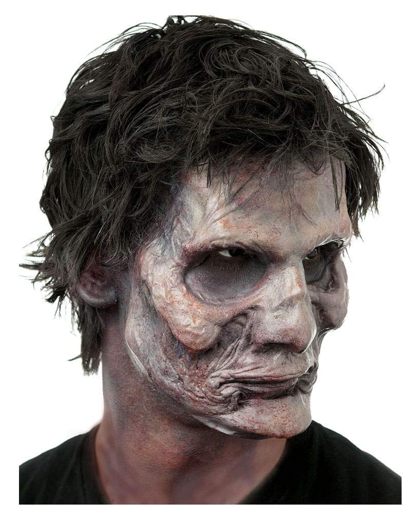 Horror-Shop Zombie Mumien Schaumlatex Maske Maske Maske 1a5543