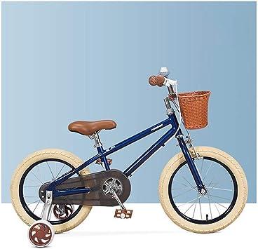 K-G Bicicleta Infantil Bicicleta for niño 3-8 años Niñas y Niños ...