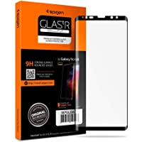 Galaxy Note 8, Spigen Screen Protector Curved Edge Tempered Glass