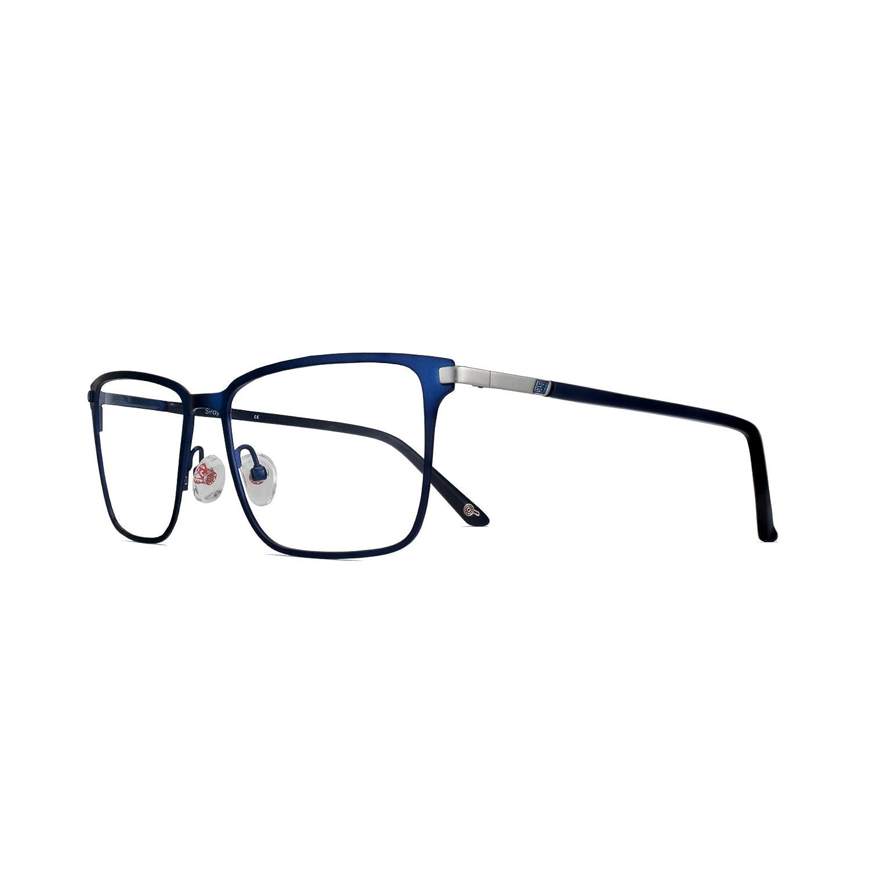 Siraya Lian Blue Titanium Optical Frames