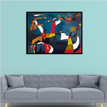 baodanla Sin Marco Art Fauvism Modern Home Decor A1 40X60CM ...