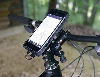 Ohno Fahrradhalterung Mit Integrierter Powerbank Apple Iphone 7 8