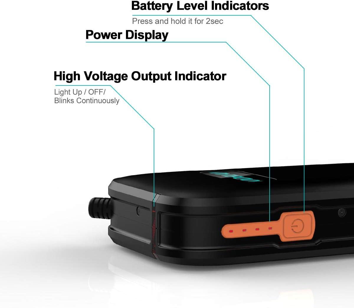 AODELAN External Flash Battery Pack Speedlite Battery Power Bank for Canon 600EX 600EX II-RT 600EX-RT 580EXII 580EX CP-E4N Replaces Canon CP-E4 550EX,MR-14EX,MR -24EX