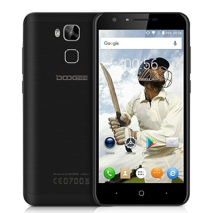 Doogee Y6 Unlocked 4G Smartphone, 5 5 Large Screen: Amazon co uk