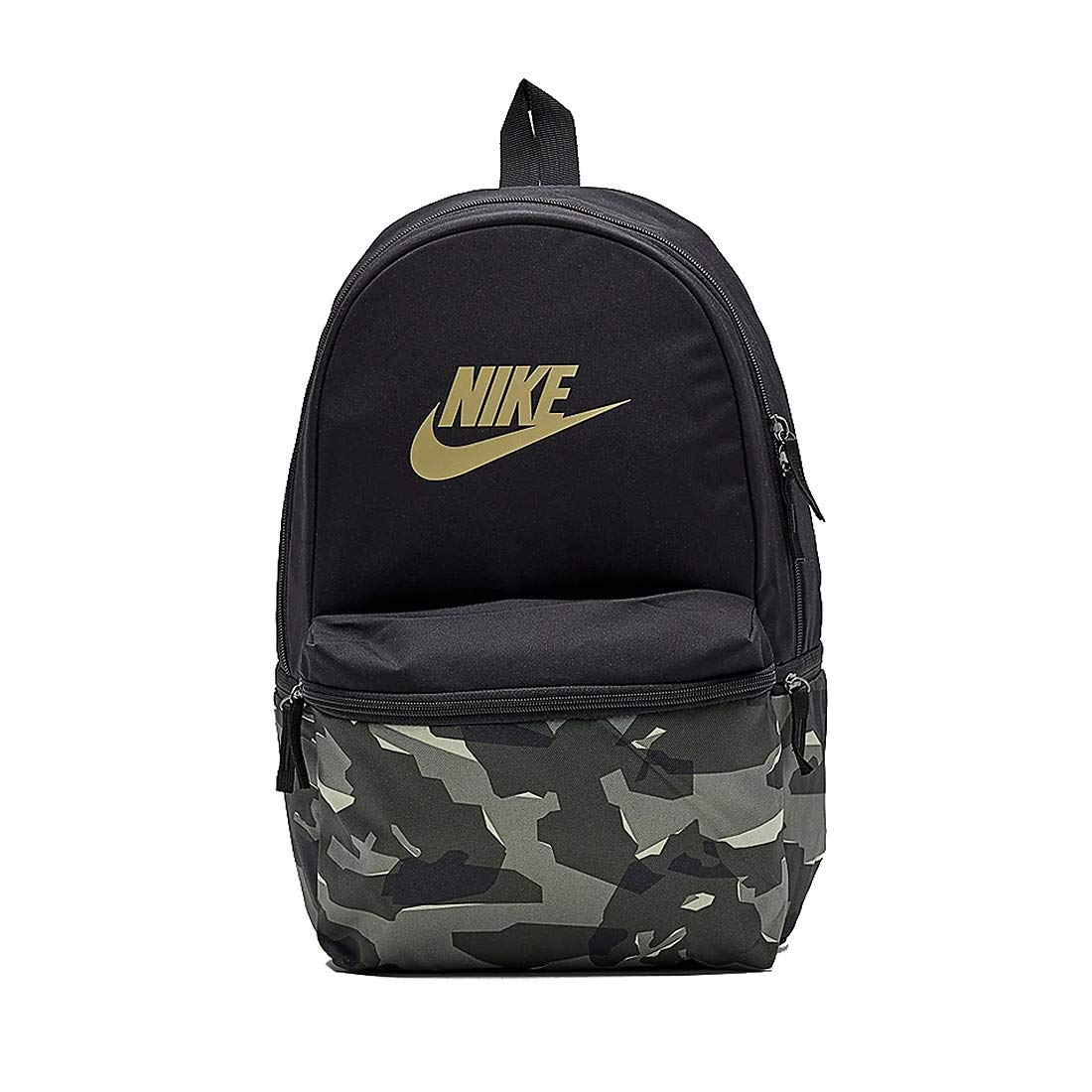 f717e351f8e27 Amazon.com: Nike Heritage Backpack (One Size, Brown): Shoes