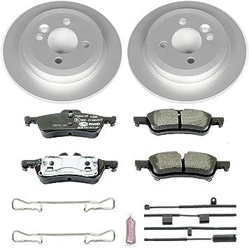 Power Stop ESK5724 Euro-Stop Brake Kit
