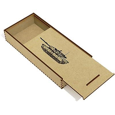 'Wireframe Tank' étui à crayons / porte-crayons (PC00009548)