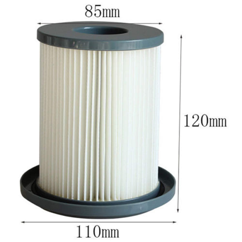 Zealing Filtro HEPA per Philips FC8047/FC8716/FC8720/FC8722/FC8724/FC8740/aspirapolvere