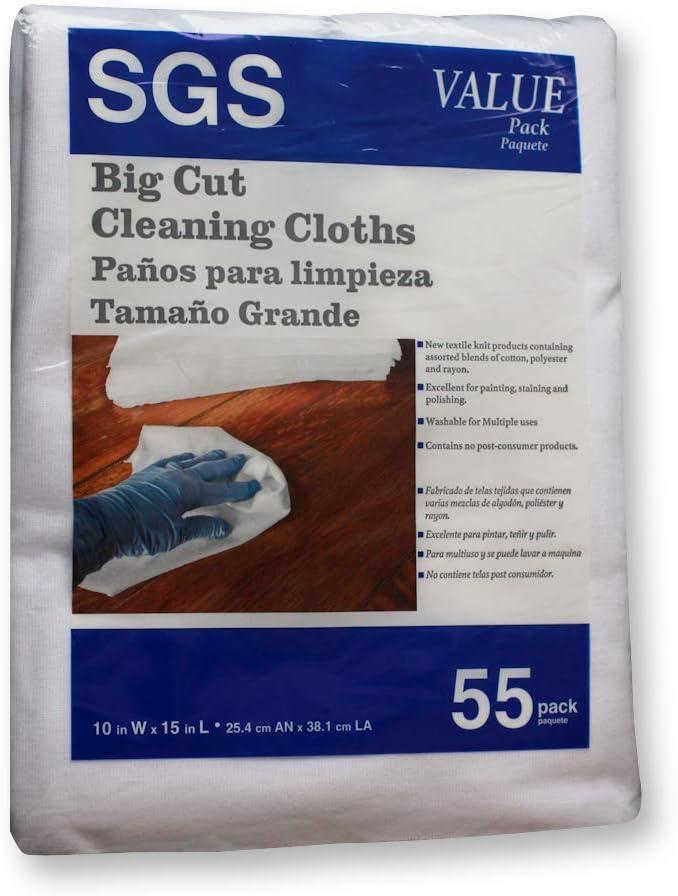 Big Cut Cleaning Cloths