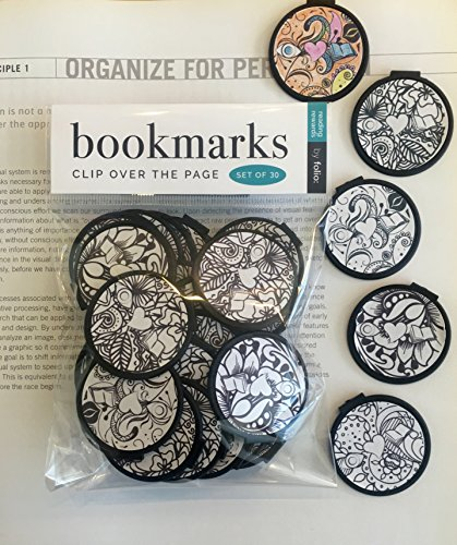 Color Your OWN Bookmarks - Set of 30 - Color ME - I Heart Books Bulk Bookmarks for Kids Girls Boys Teens. Perfect for Gifts - Student Incentives - Birthday Party Favors - Reading Incentives ()