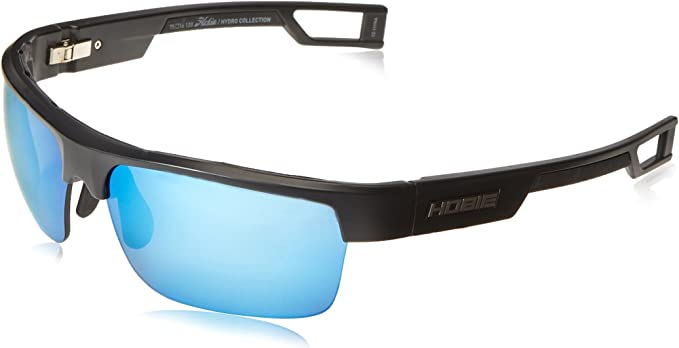 HOBIE Manta Sunglasses Retainers Hydro Infinity Polarized Lens Hard Case