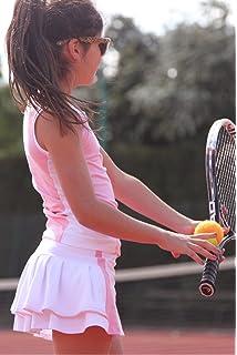 5f3cd3b8c7b024 ZOE ALEXANDER WIMBLEDON GIRLS TENNIS CLOTHES OUTFIT JUNIOR TENNIS WEAR  SKIRT AND TOP