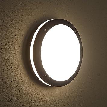 Un hublot luminaire