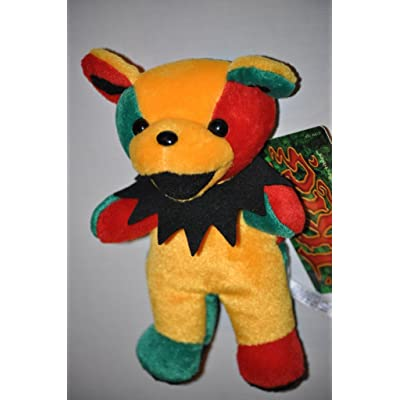 Grateful Dead Bean Bear Irie Teddy Bear: Toys & Games