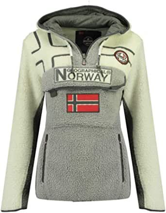 Geographical Norway Polar RIAKOLO Mujer