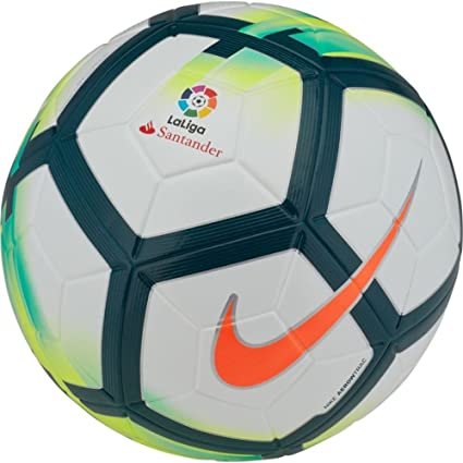 Amazon.com   Nike Ordem V Soccer Ball - La Liga 17 18 Official Match ... 108fc4141077e