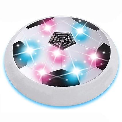Amazon.com: DIMY Hover Soccer Ball for Kids Boys, Hover Ball Soccer ...