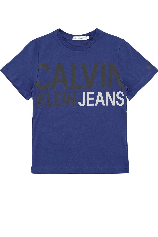 Calvin Klein Camiseta Blanca DE NIO IB0IB00348: Amazon.es: Ropa y accesorios