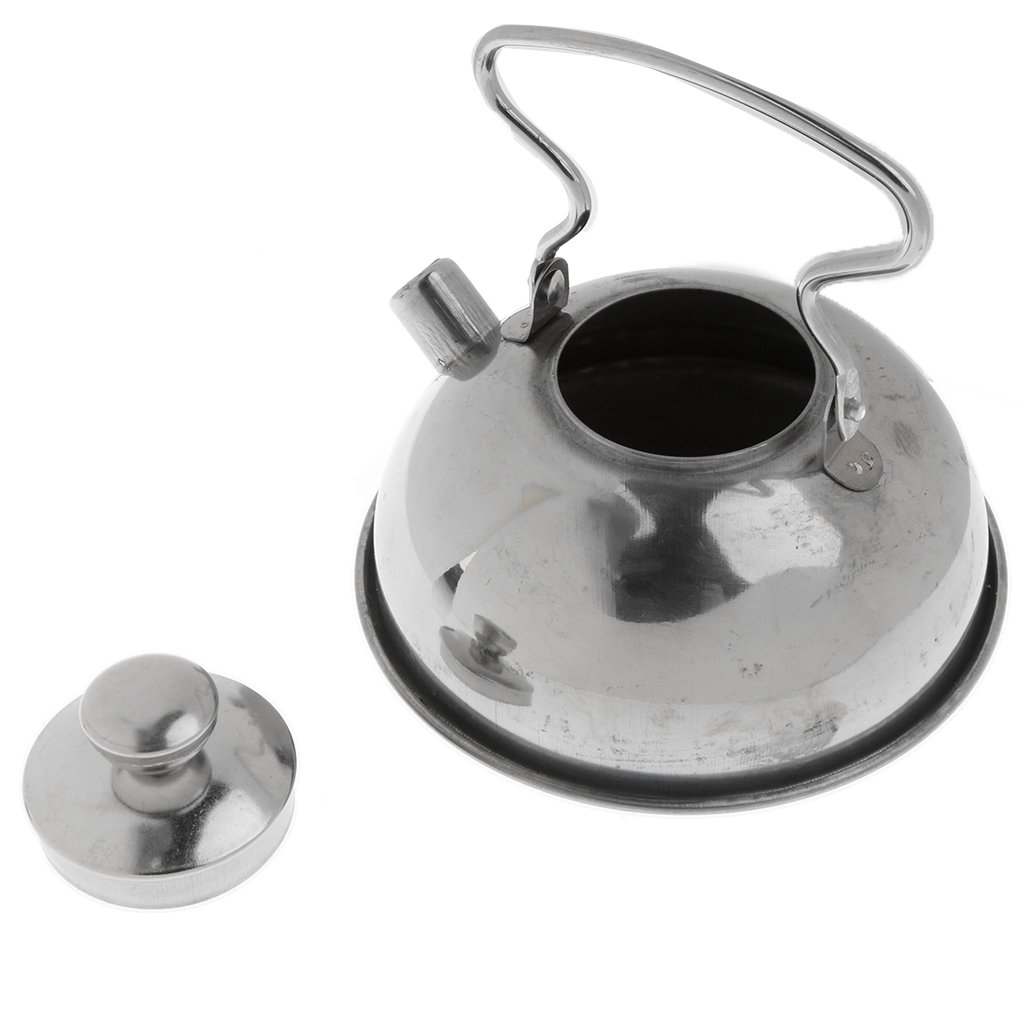 Stainless Steel Stovetop Teakettle For Role Play T TOOYFUL Kids Kitchen Cookware Set
