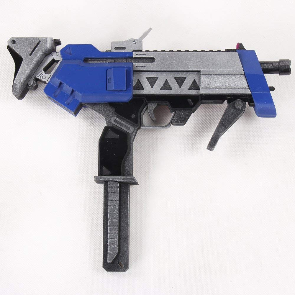 Amazon.com: Ilovcomic Sombra Prop Weapon Blue for Cosplay ...