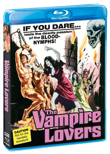 The Vampire Lovers [Blu-ray] (Carl Fireplace)