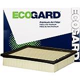 ECOGARD XA10242 Premium Engine Air Filter Fits Toyota Tundra, Tacoma, Sequoia