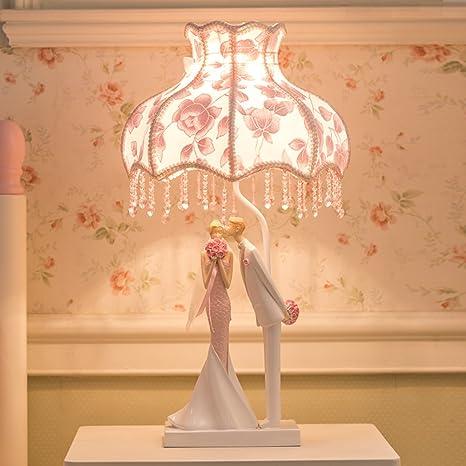 Manualidades lamparas de mesa