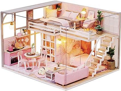 Doll House Miniature Furniture 1:12 Scene Model Doll House Mini Meat-Grinder Kit