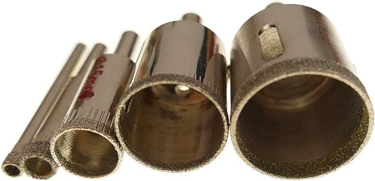 Glasbohrer Fliesenbohrer Hohlbohrer Glasschneider Kernbohrer Glas Fliesen Bohrer Durchmesser 20mm