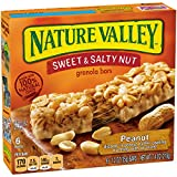 Nature Valley Sweet&Salty Nut Peanut Granola Bars