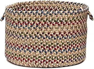 "product image for Colonial Mills Twilight- Oatmeal 14""x10"" Utility Basket"