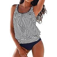 Willlly Verano De Mujer Sin Respaldo De Casual Chic Impresión Beachwear Siameses Traje De Baño Bikini Set Manera De Las…