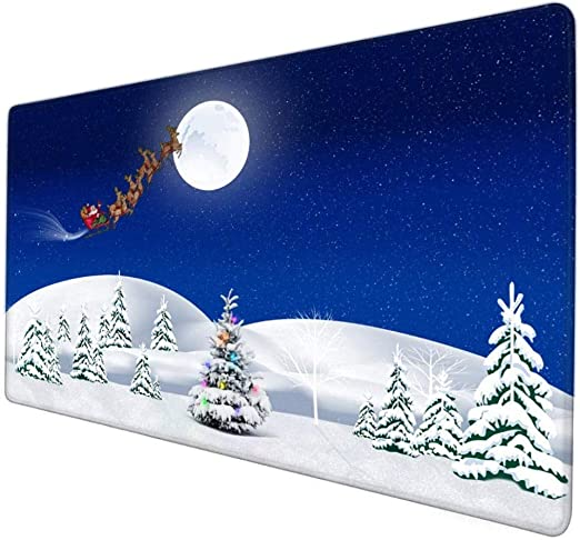 Size : 800x300x3mm JTKDL Desk Pad Oversized Mouse Pad Raw Cute Hard Game Gaming Computer Table Mat for Office Use
