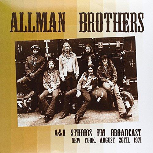 Allman Brothers Band - A & R Studios New York 26th August 1971 - Zortam Music