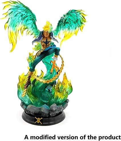 One Piece Phoenix Marco Sculpture Figure Model Resin POP 1//4 GK Figurine IN BOX