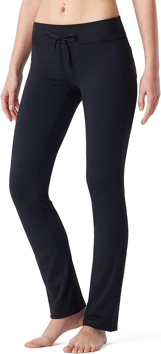 NAVISKIN Pantalones de Fitness para Mujer Pants Atléticos ...