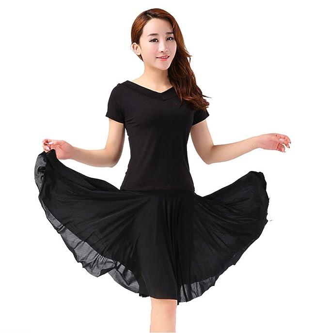 Amazon.com: YoYoiei - Falda plisada de salsa para mujer ...