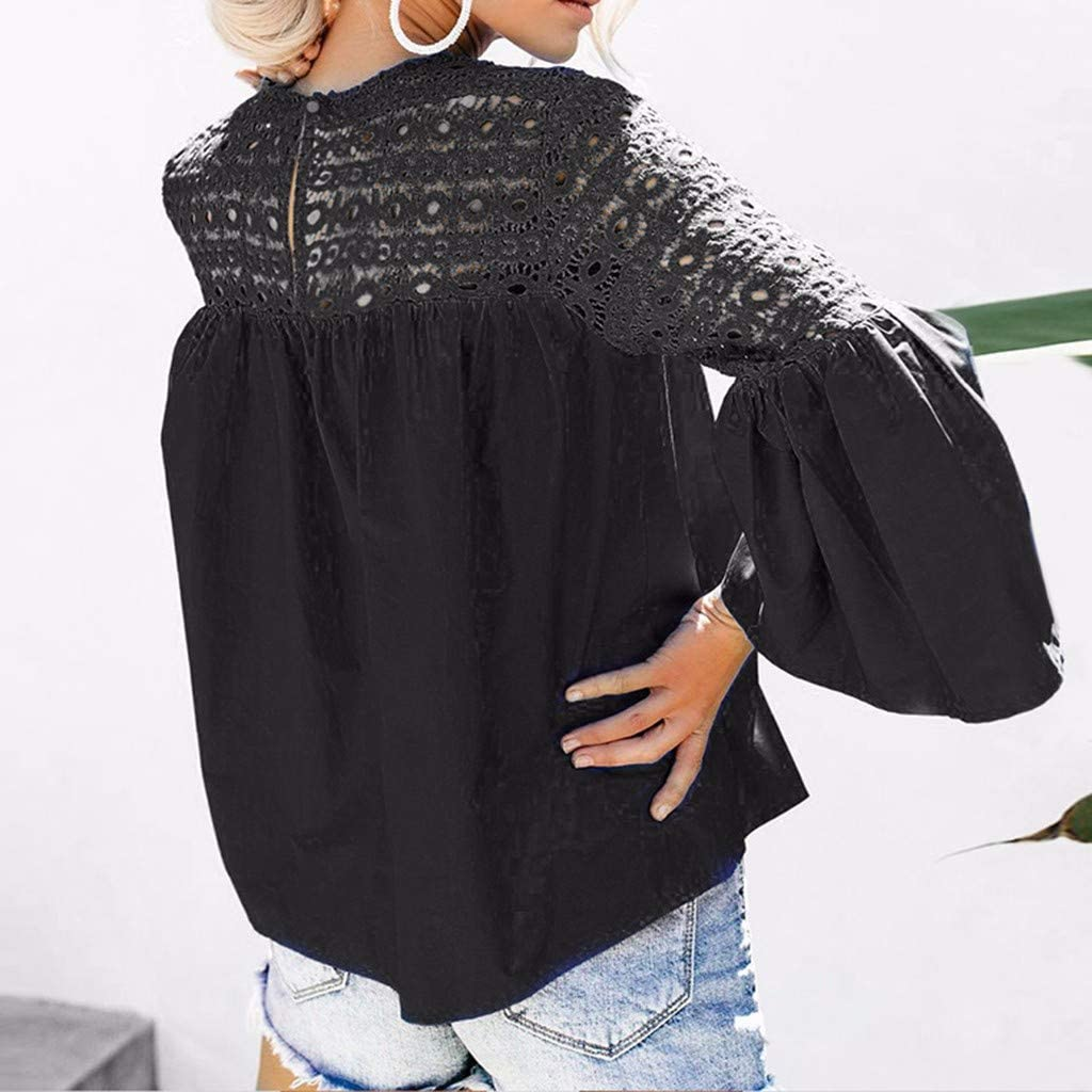 Womens Plus Size Casual Snakeskin Print Tops Belted Bell Sleeve Loose Blouses Cardigan