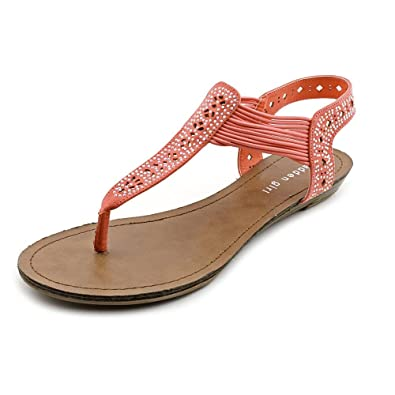 d31b79635 Image Unavailable. Image not available for. Color  Madden Girl Womens  Taahnee Thong Sandals