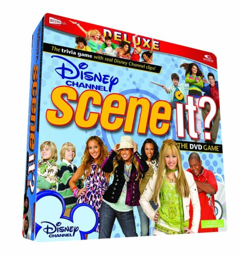 Scene It? Disney Channel (Hannah Montana Best Scenes)