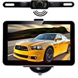 Car GPS Sat Nav, Noza Tec 7 inch Navigation with UK and Europe Maps & Lifetime Map Updates 8GB, Wireless Camera, Bluetooth