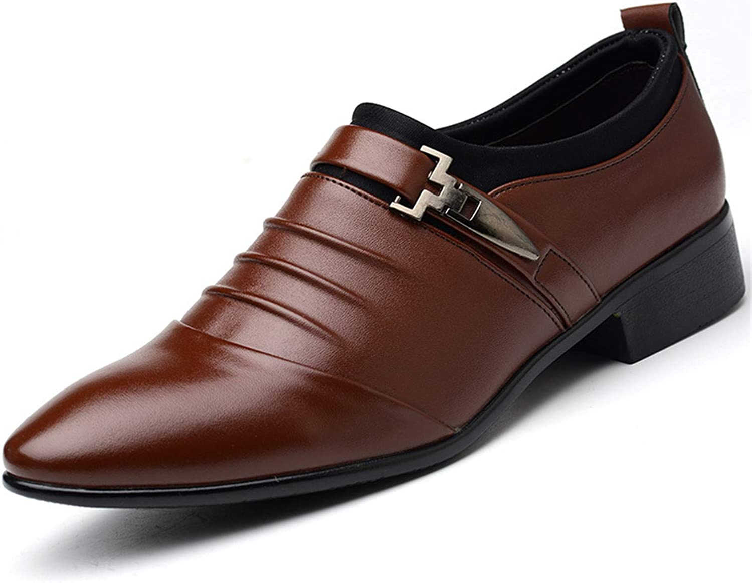 Elegant Oxford Shoes for Mens Shoes Men Formal Shoes Leather Loafers