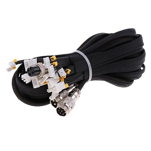 Gazechimp Kit De Cable De Extensión para Reemplazo De ...