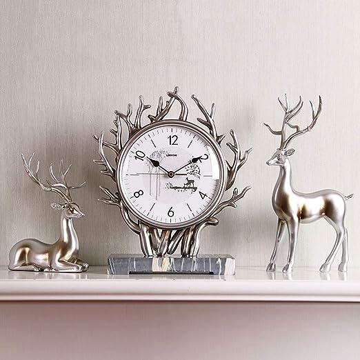 Reloj Vintage De Resina De Mesa para Decoración del Hogar ...
