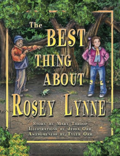 Read Online The Best Thing About Rosey Lynne pdf
